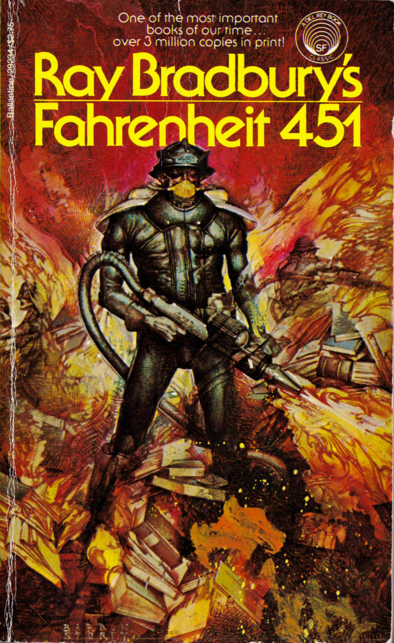 "Darwinian thoughts on Ray Bradbury's ""Fahrenheit 451"""