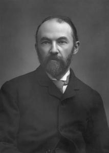 Thomas Hardy (1840-1928) *Woodburytype Photograph *9 1/2 x 7 inches