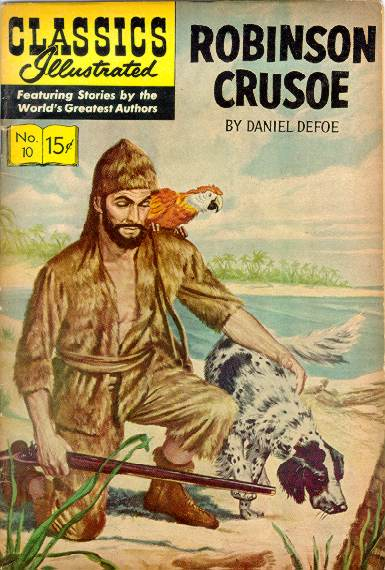 interesting facts about robinson crusoe interesting