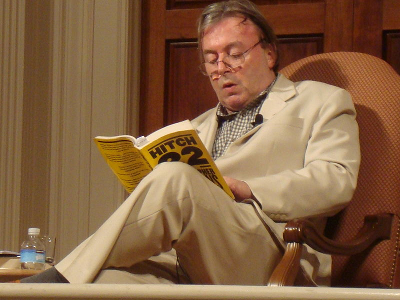 10 Great Christopher Hitchens Quotes On Literature And Writing Interesting Literature