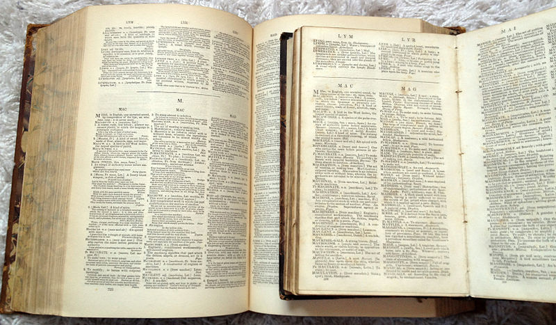 136734b1ee256 This dictionary borrowed heavily from Johnson s – Johnson s Dictionary