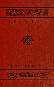 Erewhon cover