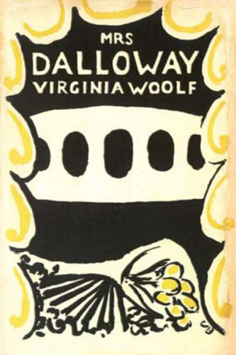 In Part A Tongue Mrs Dalloway Cover