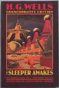 The Sleeper Awakes cover