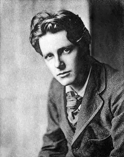 analysis of the poem the soldier by rupert brooke