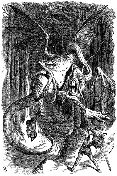 A Short Analysis of 'Jabberwocky' by Lewis Carroll | Interesting ...
