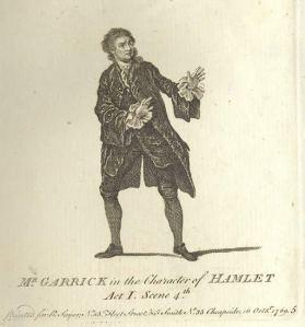 Hamlet David Garrick