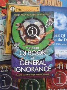 QI Third Book of General Ignorance QI Books