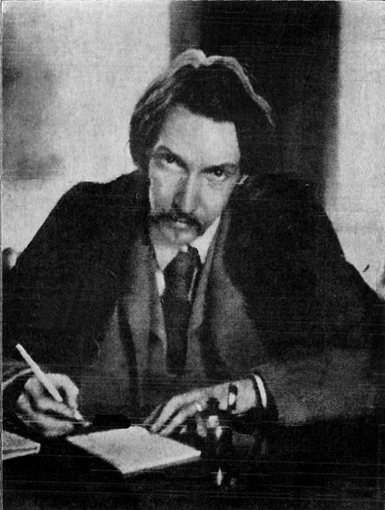 Robert Louis Stevenson – Biography