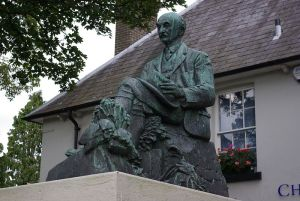 Thomas Hardy statue