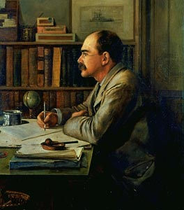 Biography of rudyard kipling essay