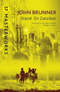 Stand on Zanzibar cover