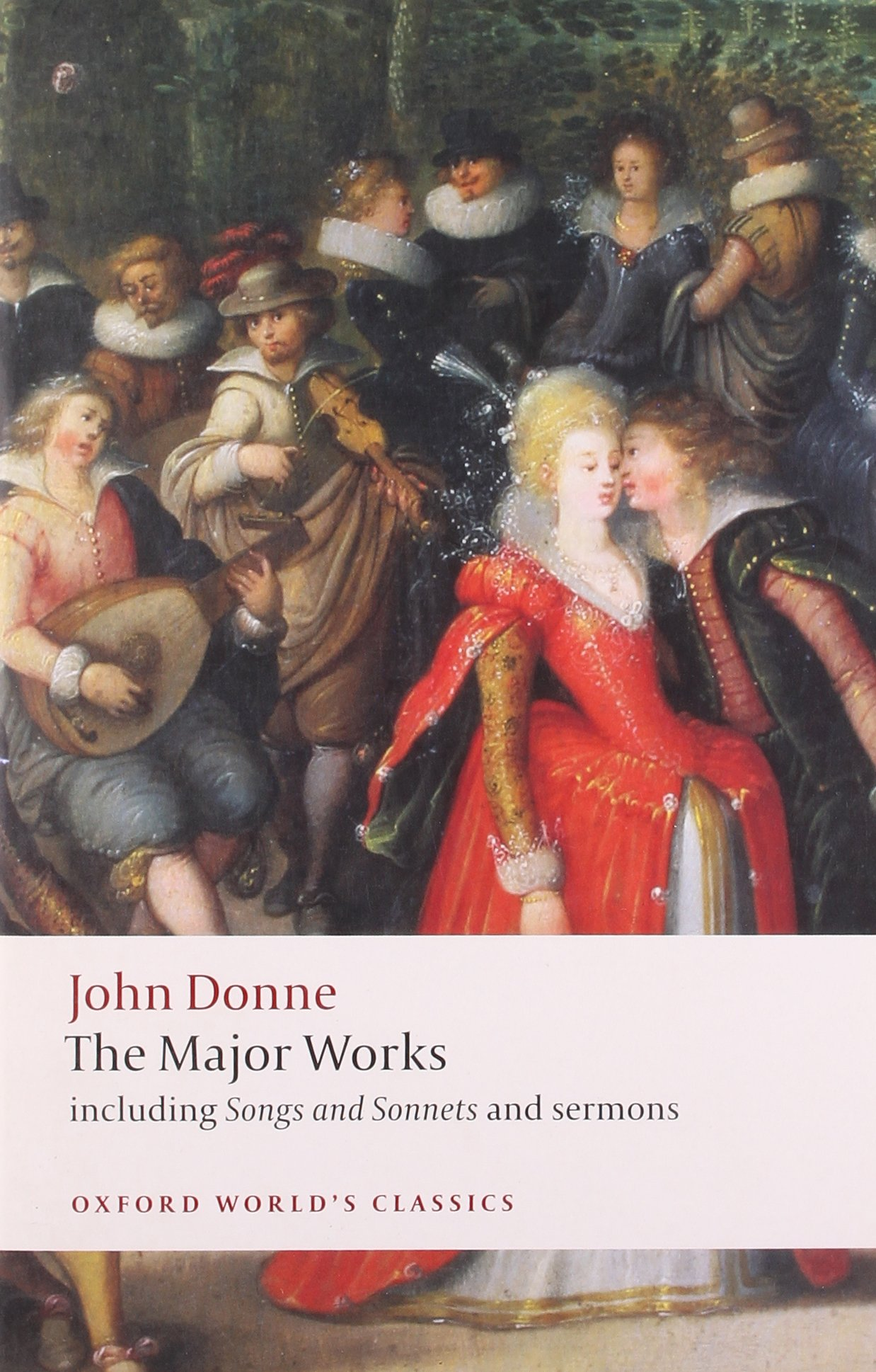to john donne poem analysis