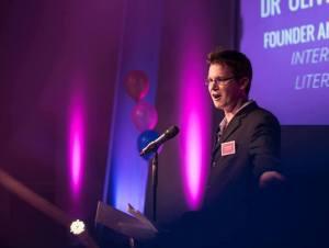 Oliver Tearle Awards Speech