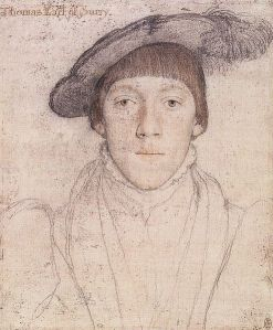 Henry Howard Earl of Surrey