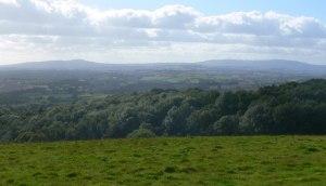 A E Housman Shropshire Lad hills