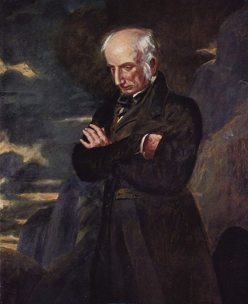 william wordsworth to sleep