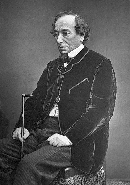 Benjamin Disraeli Facts
