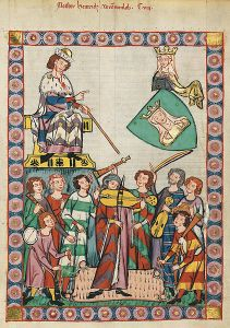 medieval-songs-book-illustration