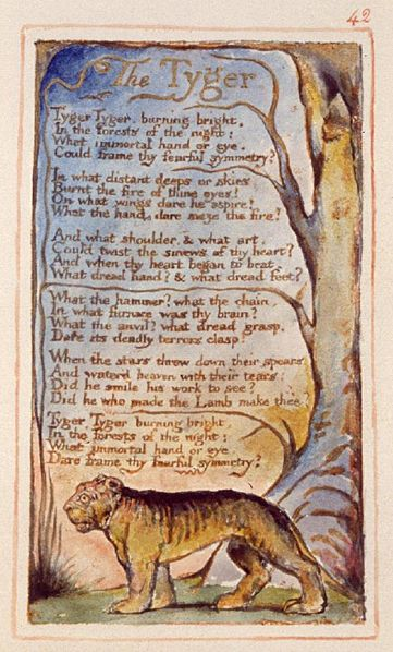 the jaguar poem analysis