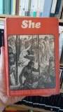 H. Rider Haggard's She: A BestsellingFantasy