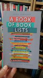 Review: Alex Johnson, A Book of BookLists