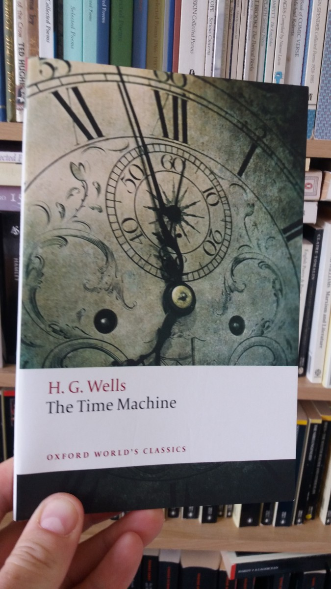 an analysis of h g wellss novel the time machine Speculative fiction speculative fiction hg wells and speculative fiction in the time machine although there were books that were about sending people through time, there weren't books that were written about the far fetched future and the scientific theory of the evolution of the earth, even the astronomy of the universe.