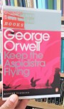 Writer's Study: George Orwell's Keep the Aspidistra Flying